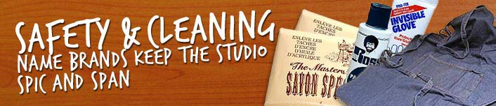 Safety & Cleaning - Keep your studio safe from high prices
