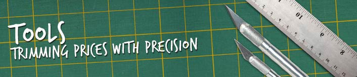Tools - Trimming prices with precision