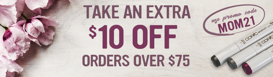 Receive an Extra $10 Off Orders Over $75