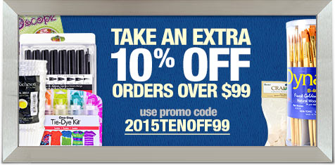 Take an extra 10% off orders over $99!