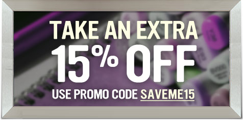 Take an Extra 15% Off
