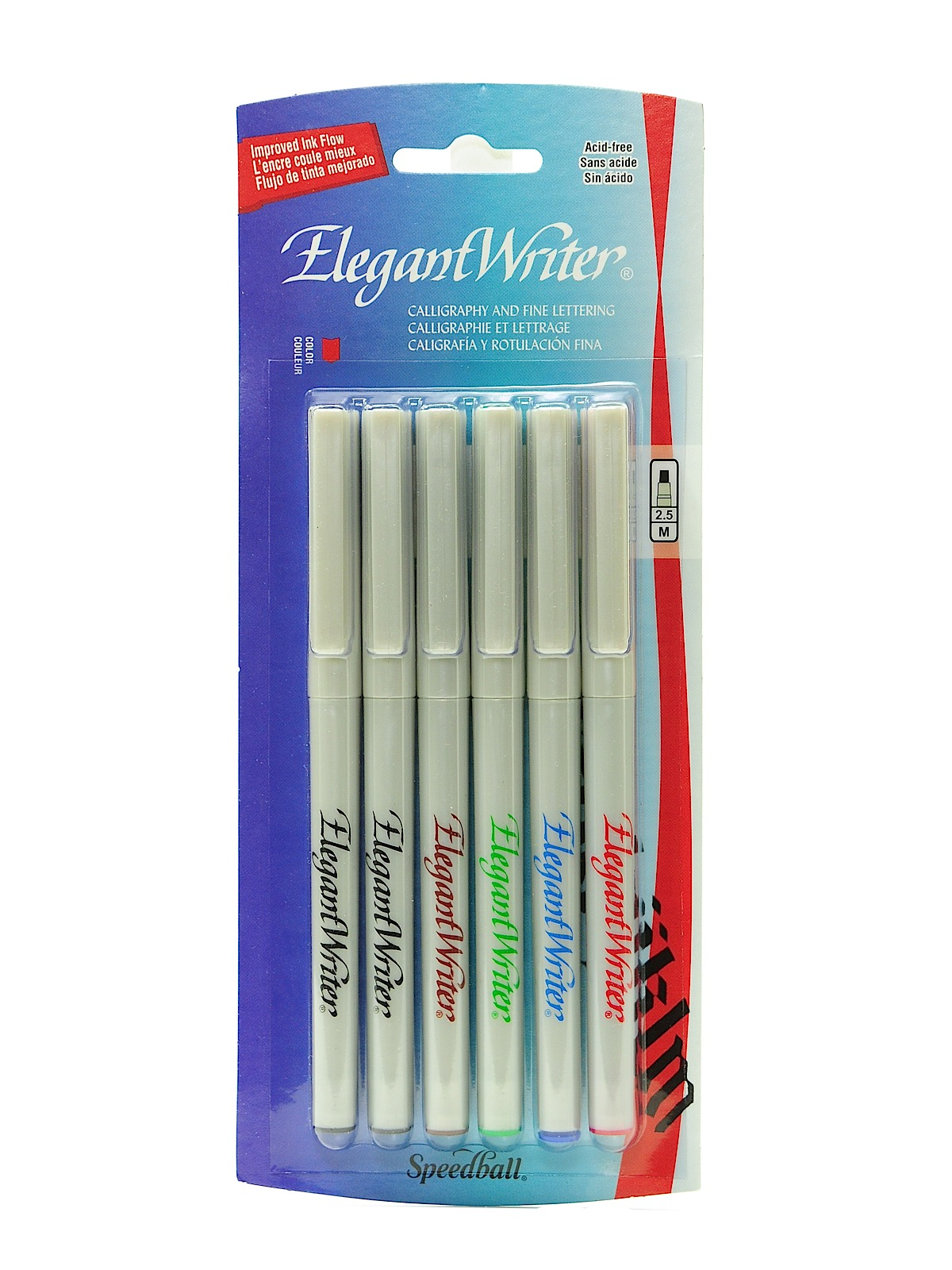 Speedball Elegant Writer Calligraphy Marker Sets