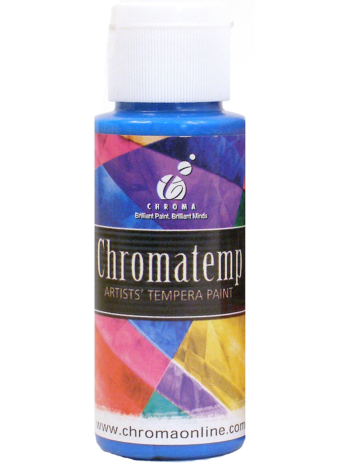 ChromaTemp Artists' Tempera Paint