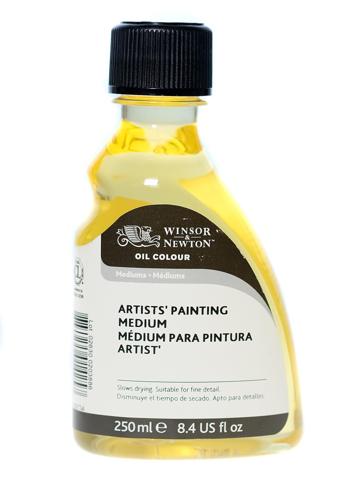 Winsor newton artists 39 oil painting medium for Oil paint price
