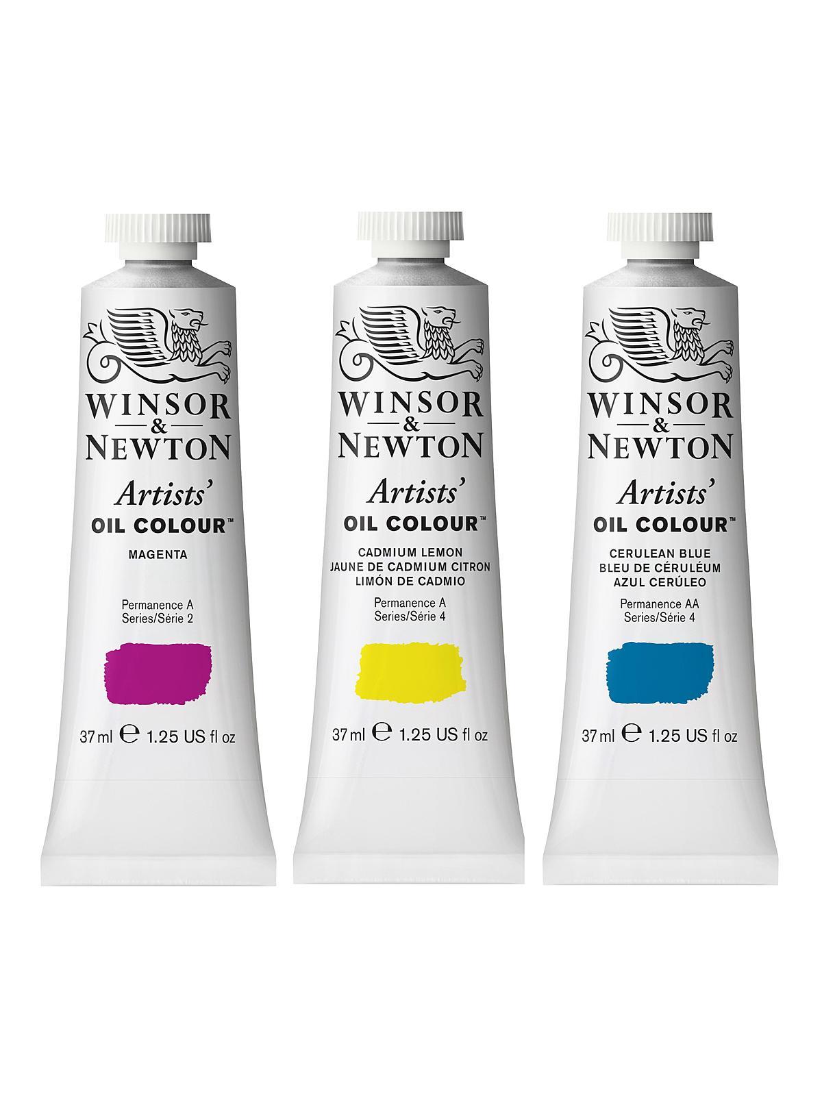 Artists' Oil Colours