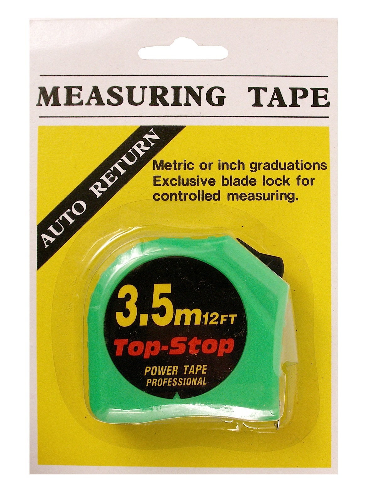 Neo-Lock Tape Measure
