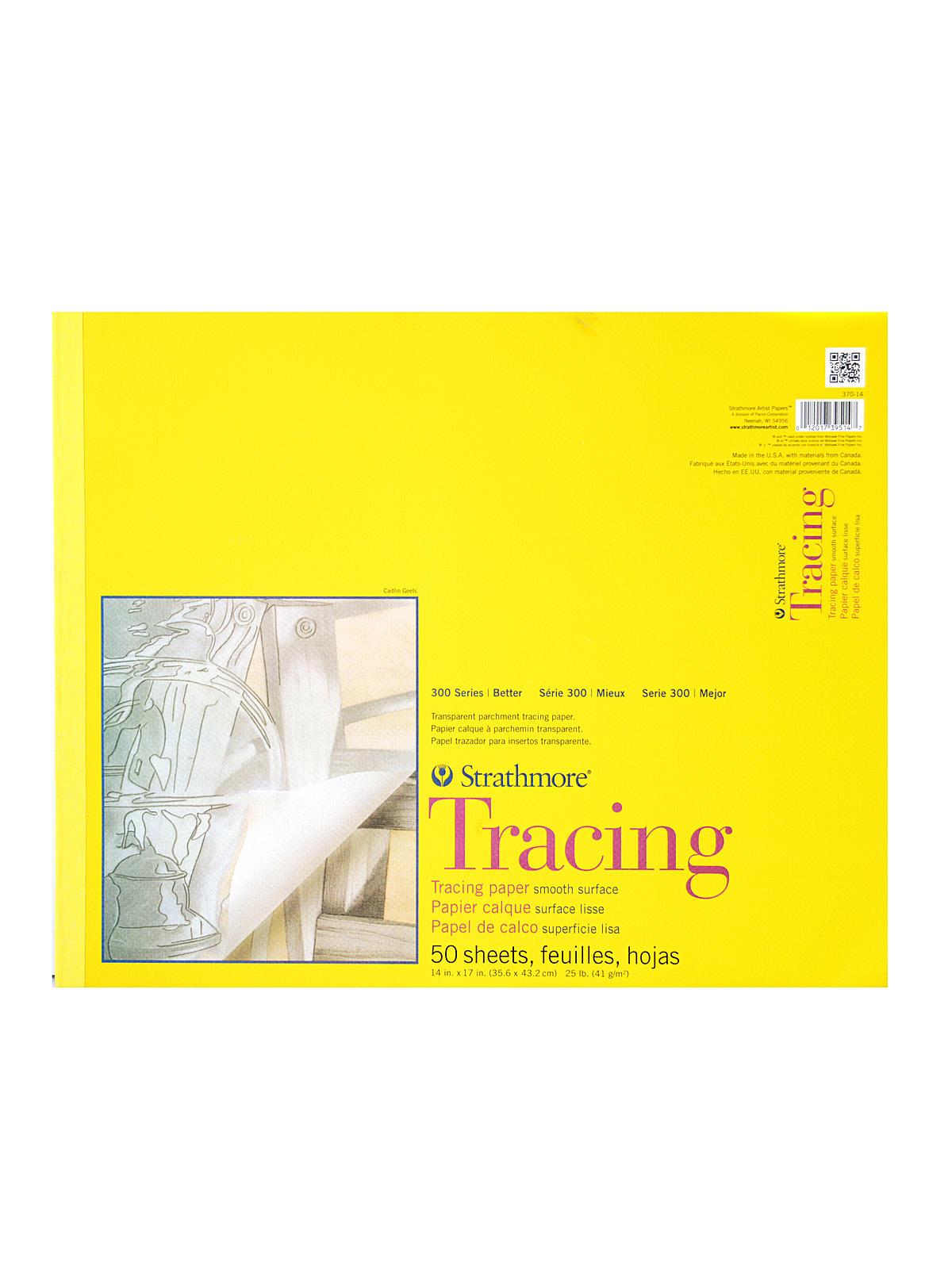 300 Series Tracing Paper Pad