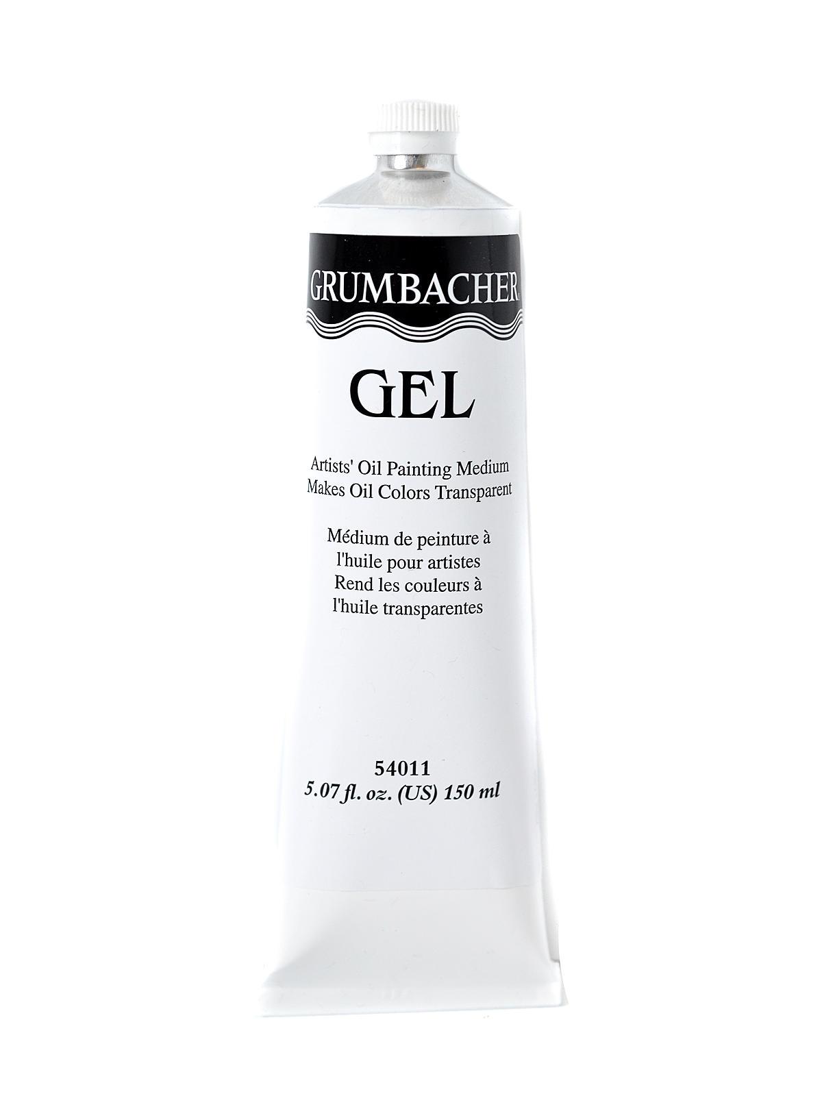 Gel Artists Oil Medium