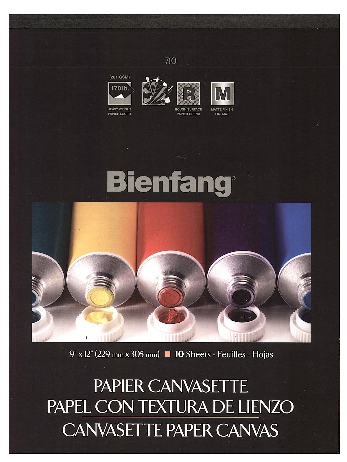 Canvasette Paper Canvas