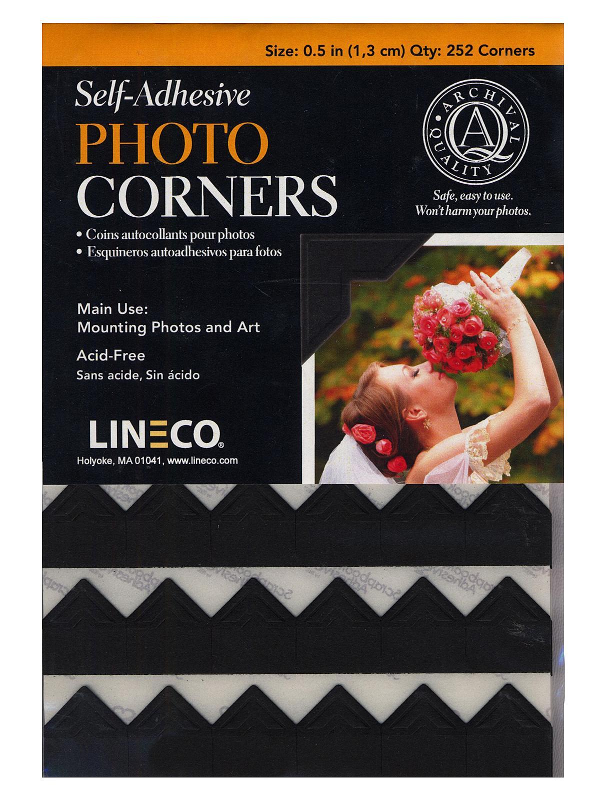 Infinity Paper Photo Corners