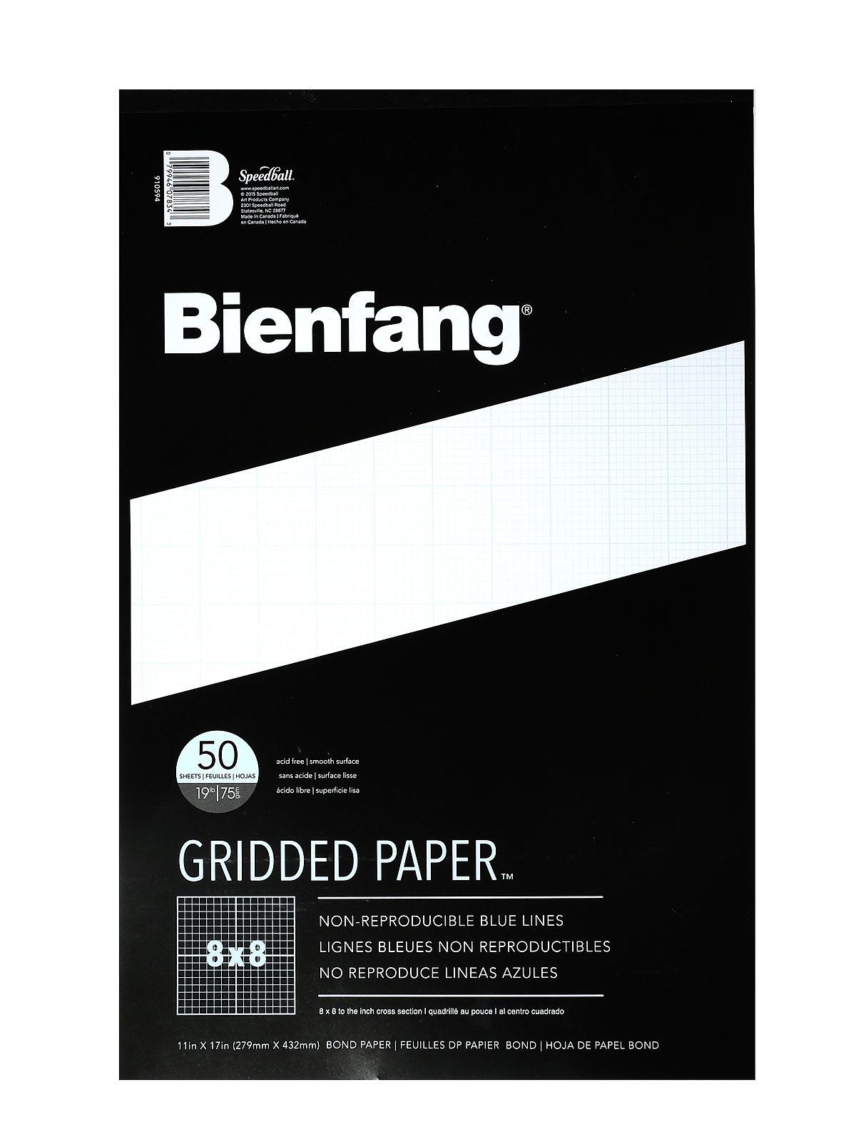 Gridded Paper