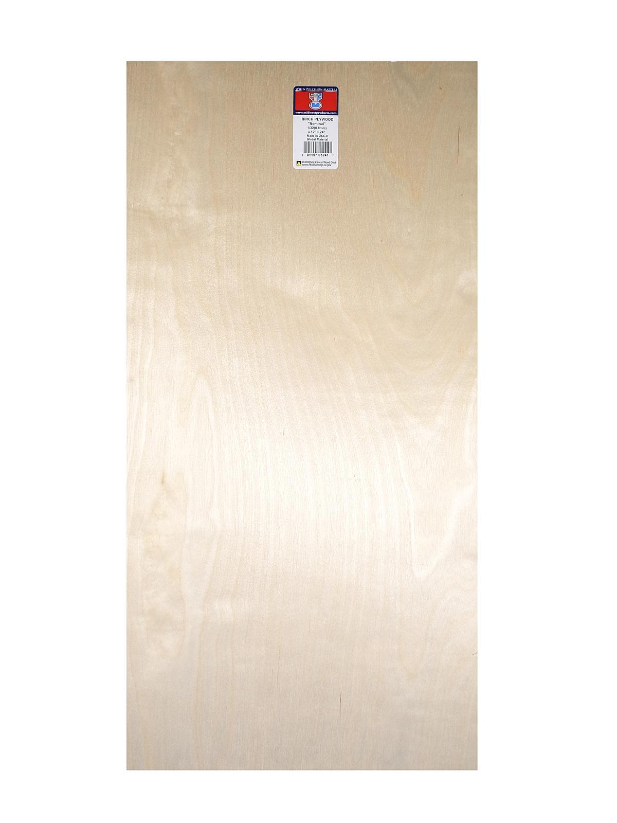 Thin Birch Plywood
