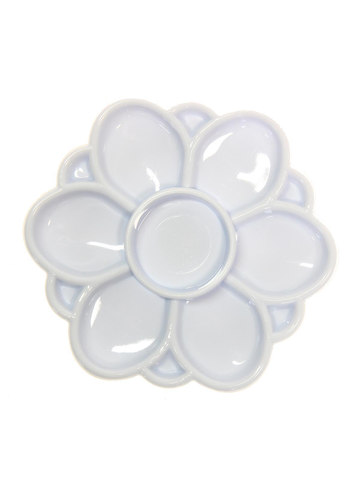 Seven Well Plastic Palette