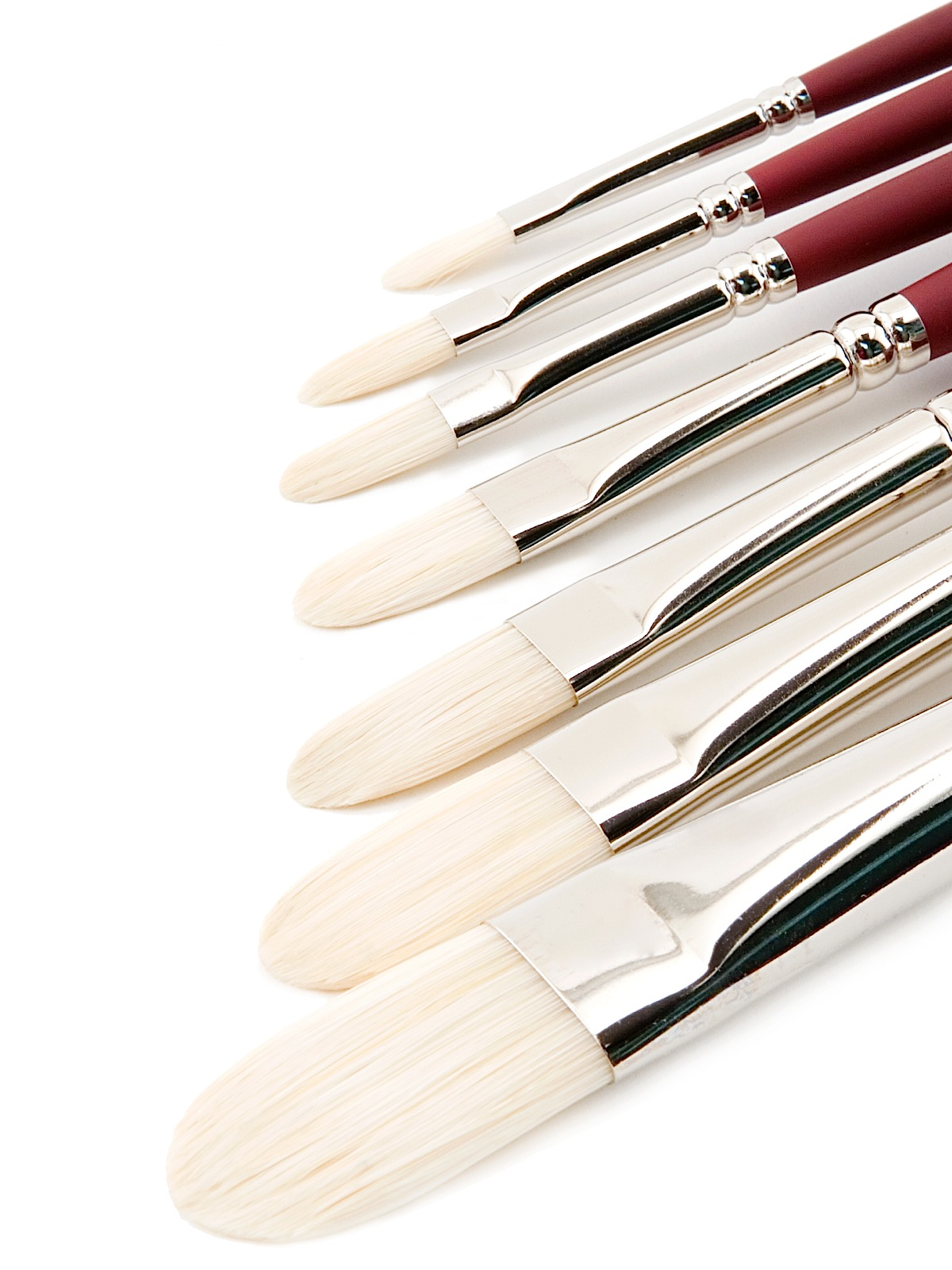 Silverstone Series Hog Bristle Brushes