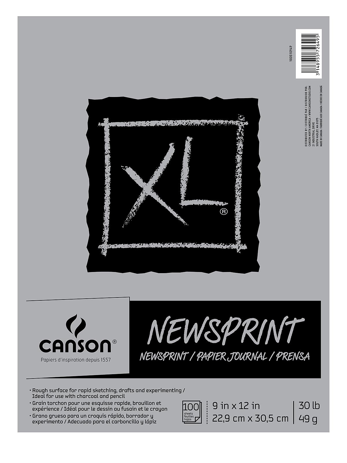 XL Newsprint Pads
