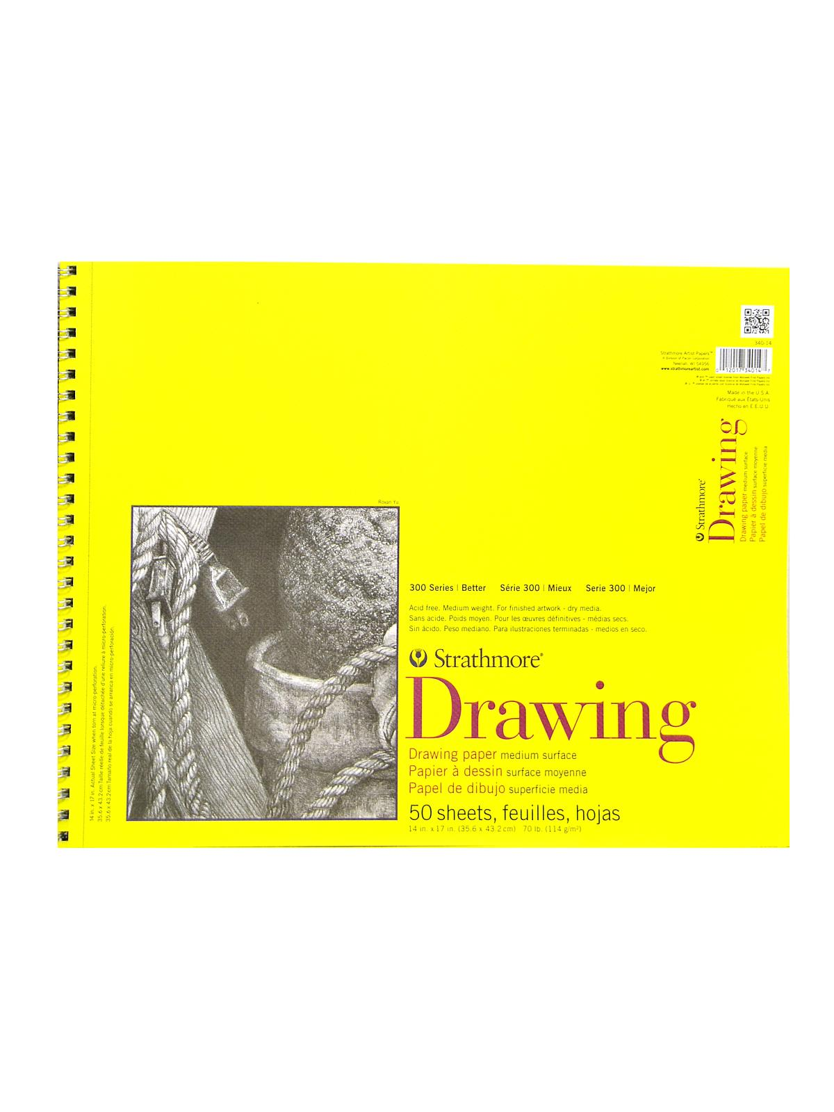 300 Series Drawing Paper Pads