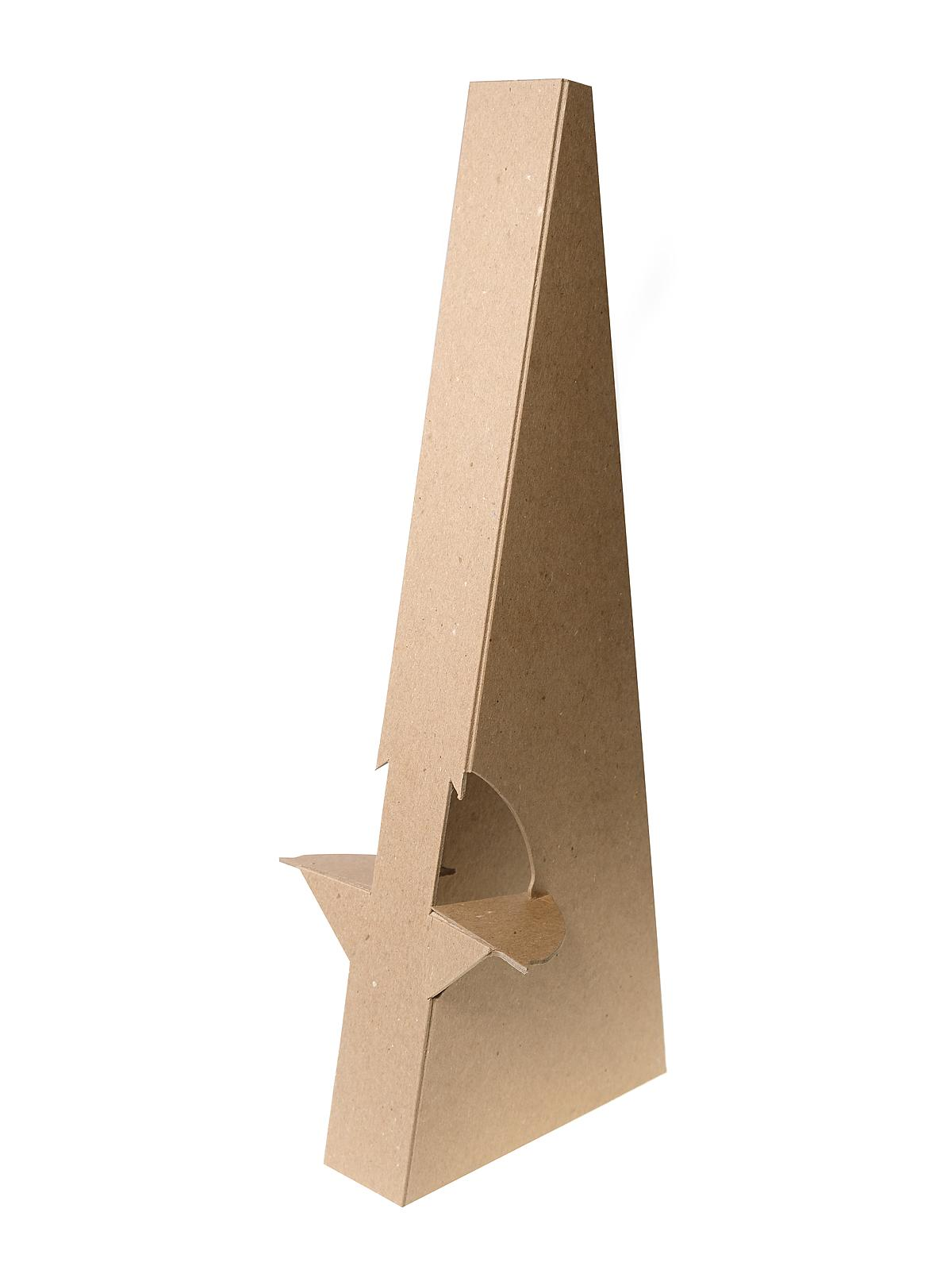 Cardboard Sign Easel