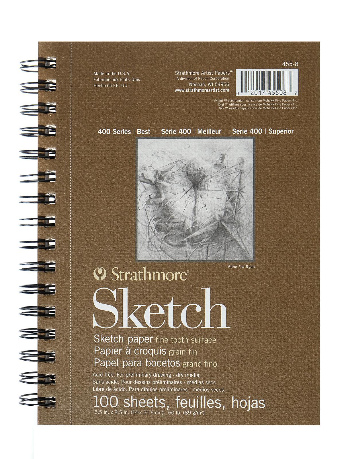 Series 400 Sketch Pads