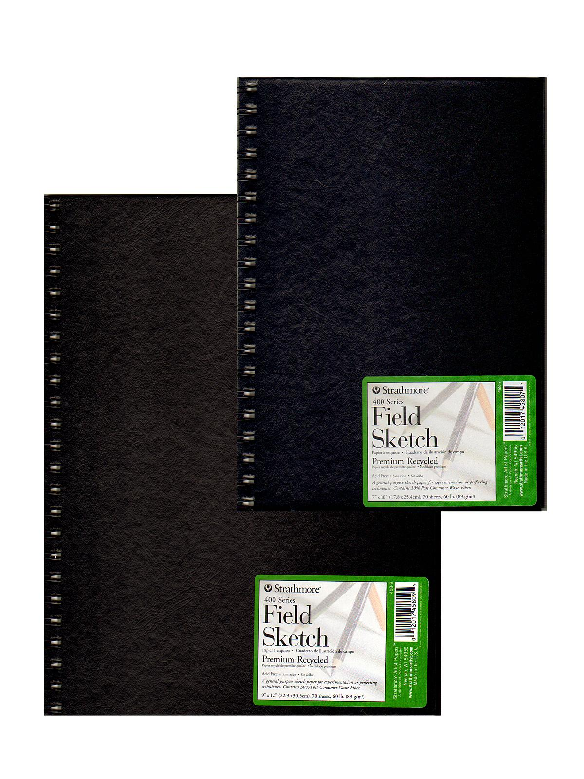 Strathmore - Hardcover Recycled Field Sketch Books