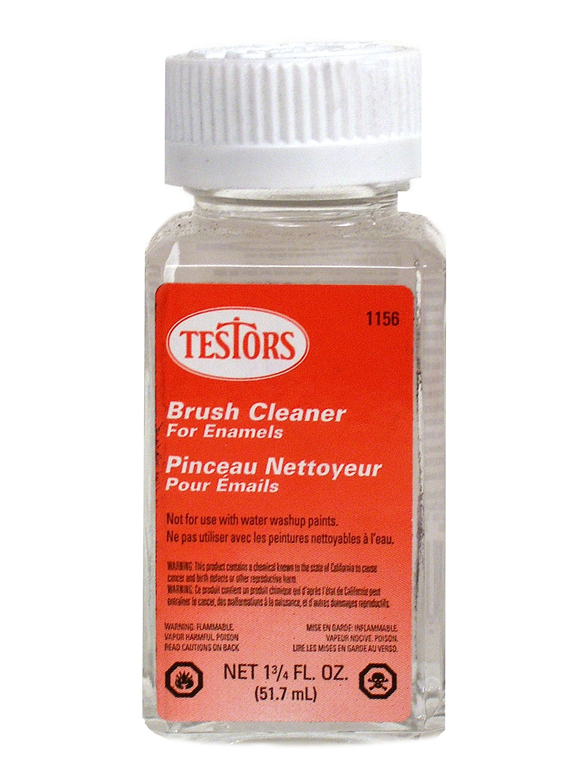 Brush Cleaner for Enamels