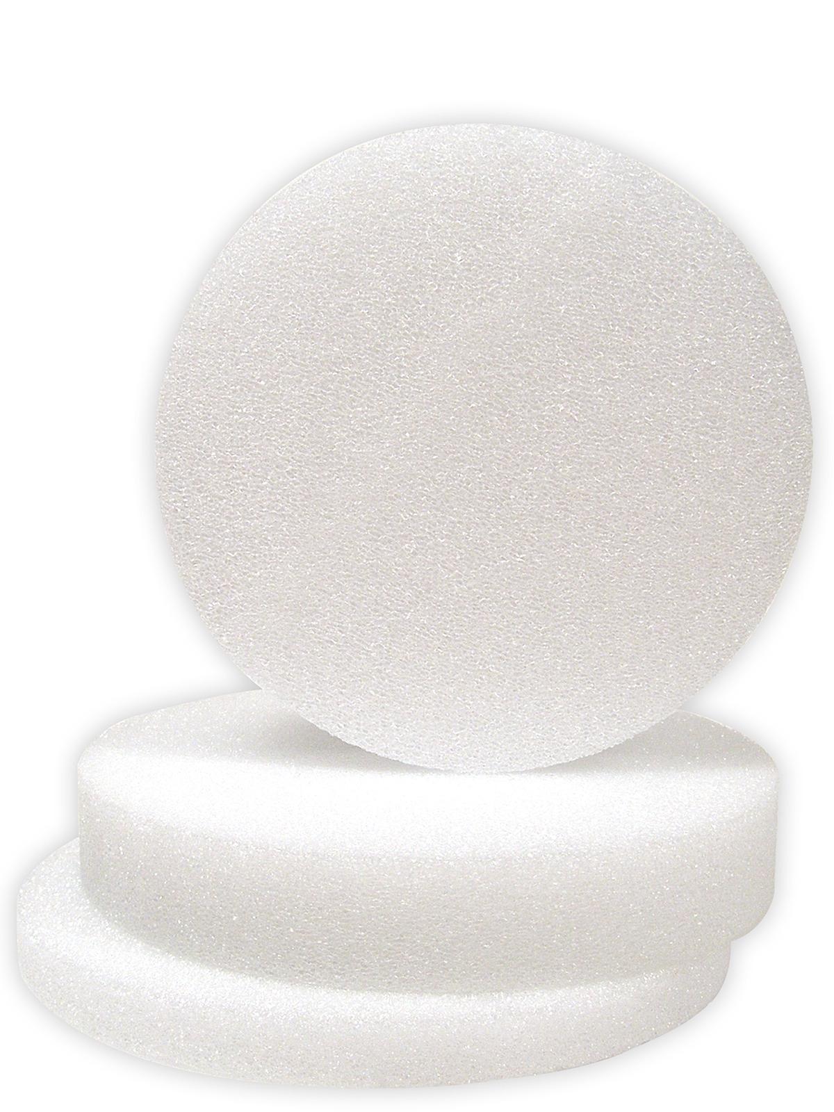 Open-Cell Foam Discs
