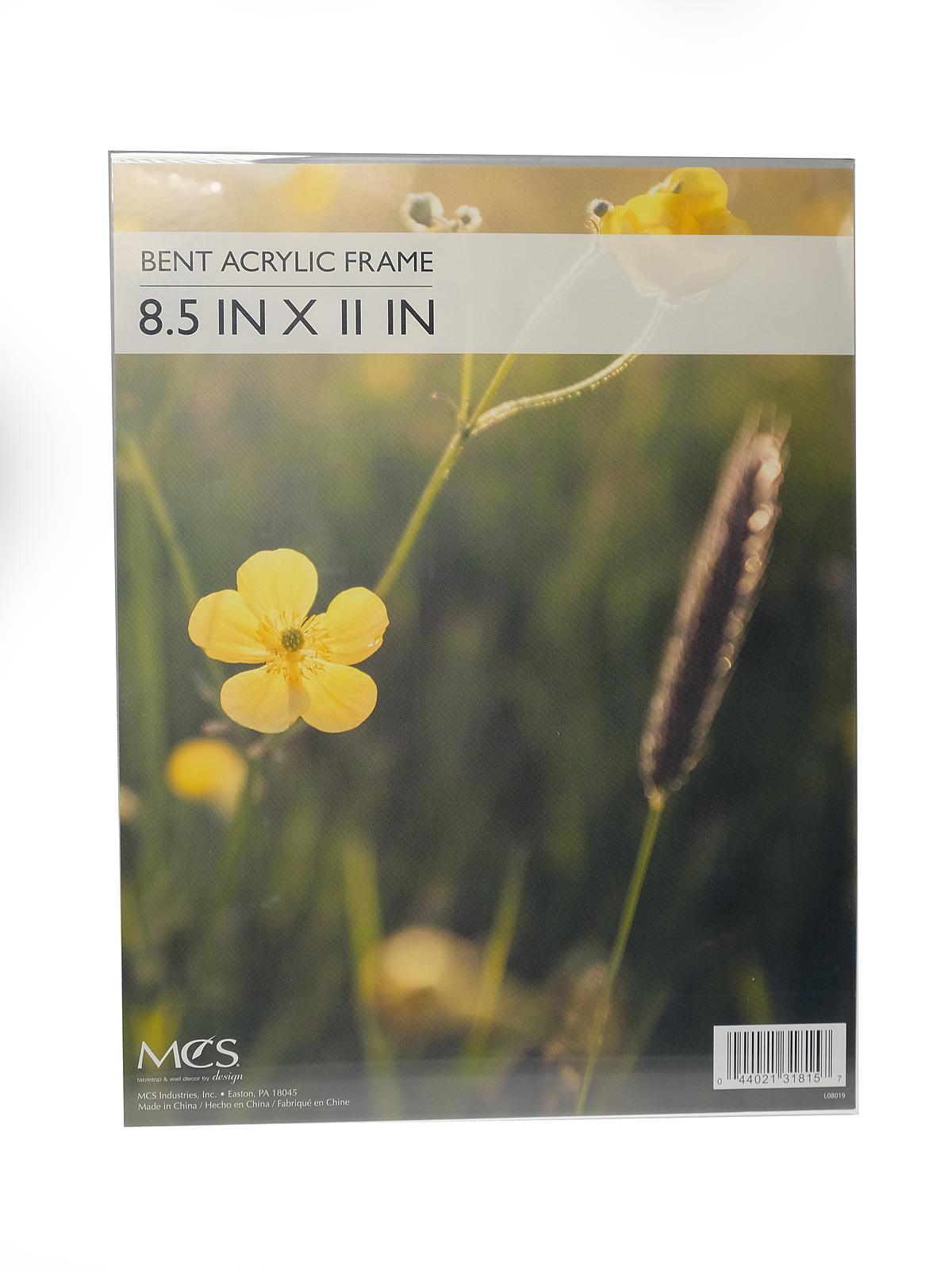 MCS - Clear Acrylic Frames