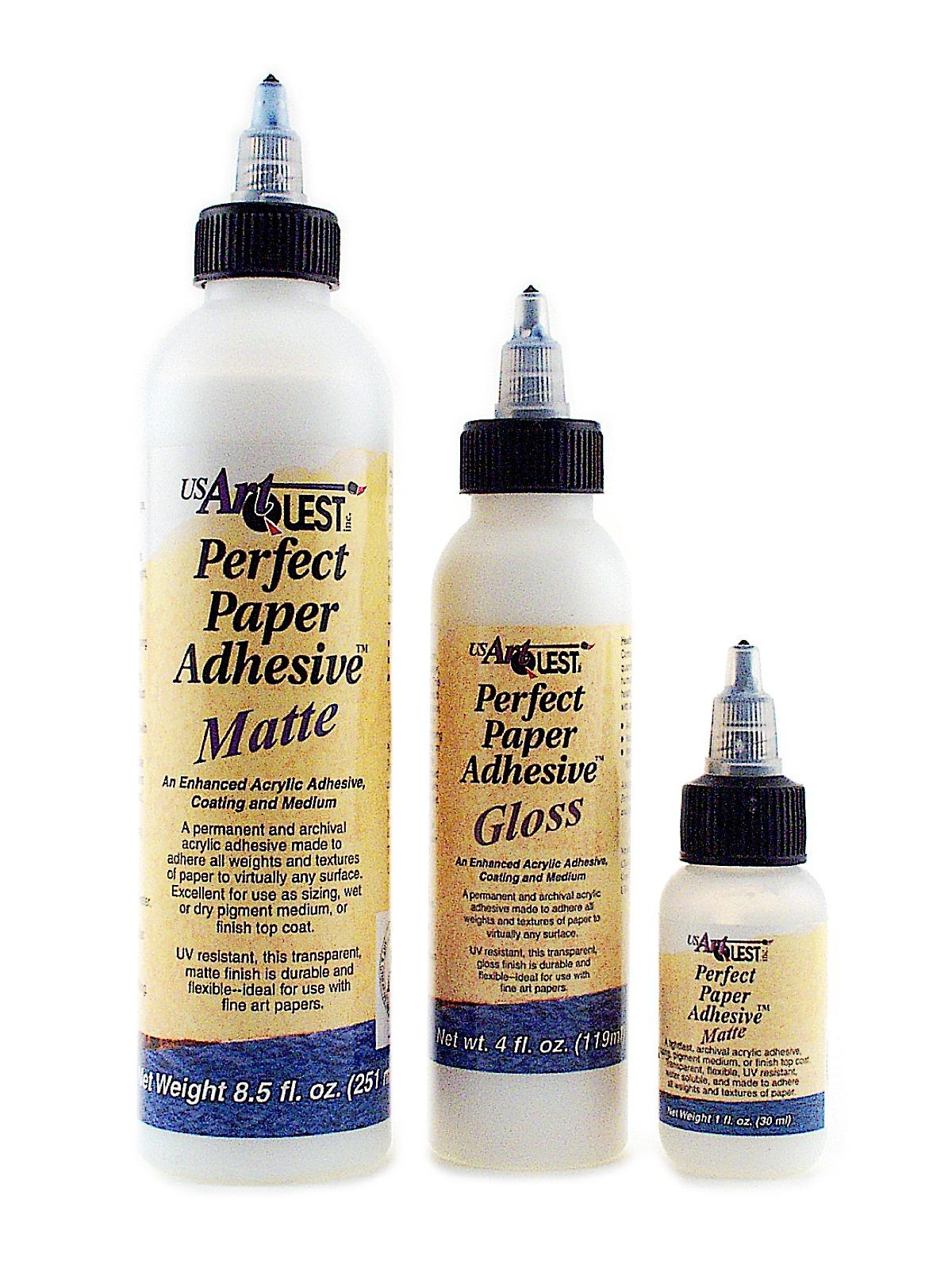 Perfect Paper Adhesive