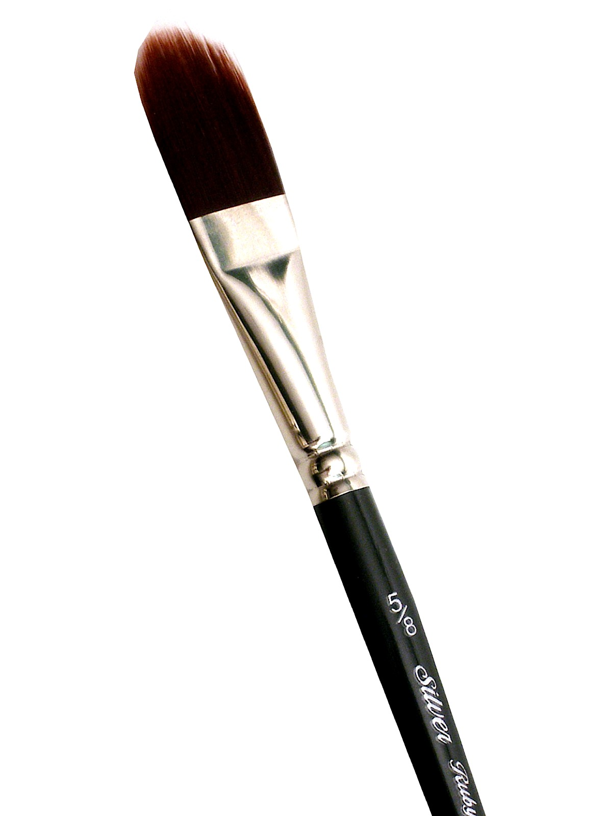Ruby Satin Series Synthetic Brushes Long Handle