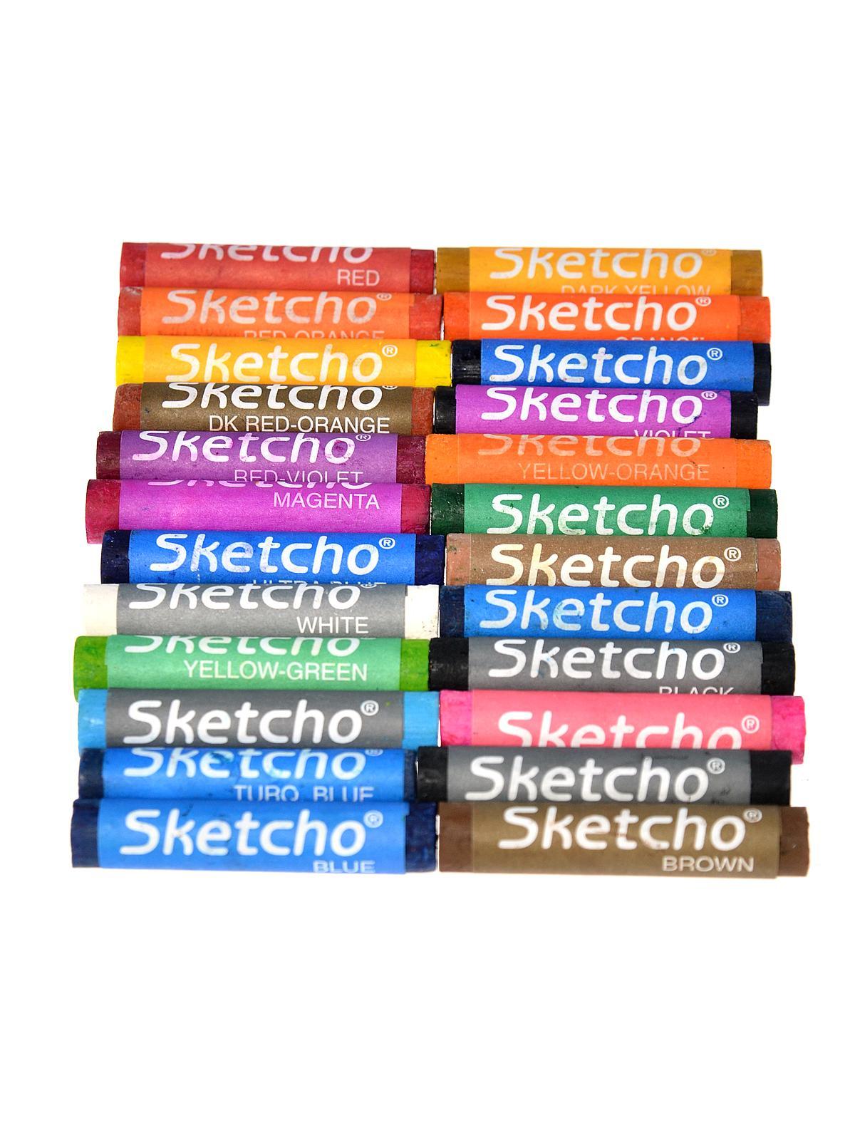 Sketcho Oil Pastel Crayons