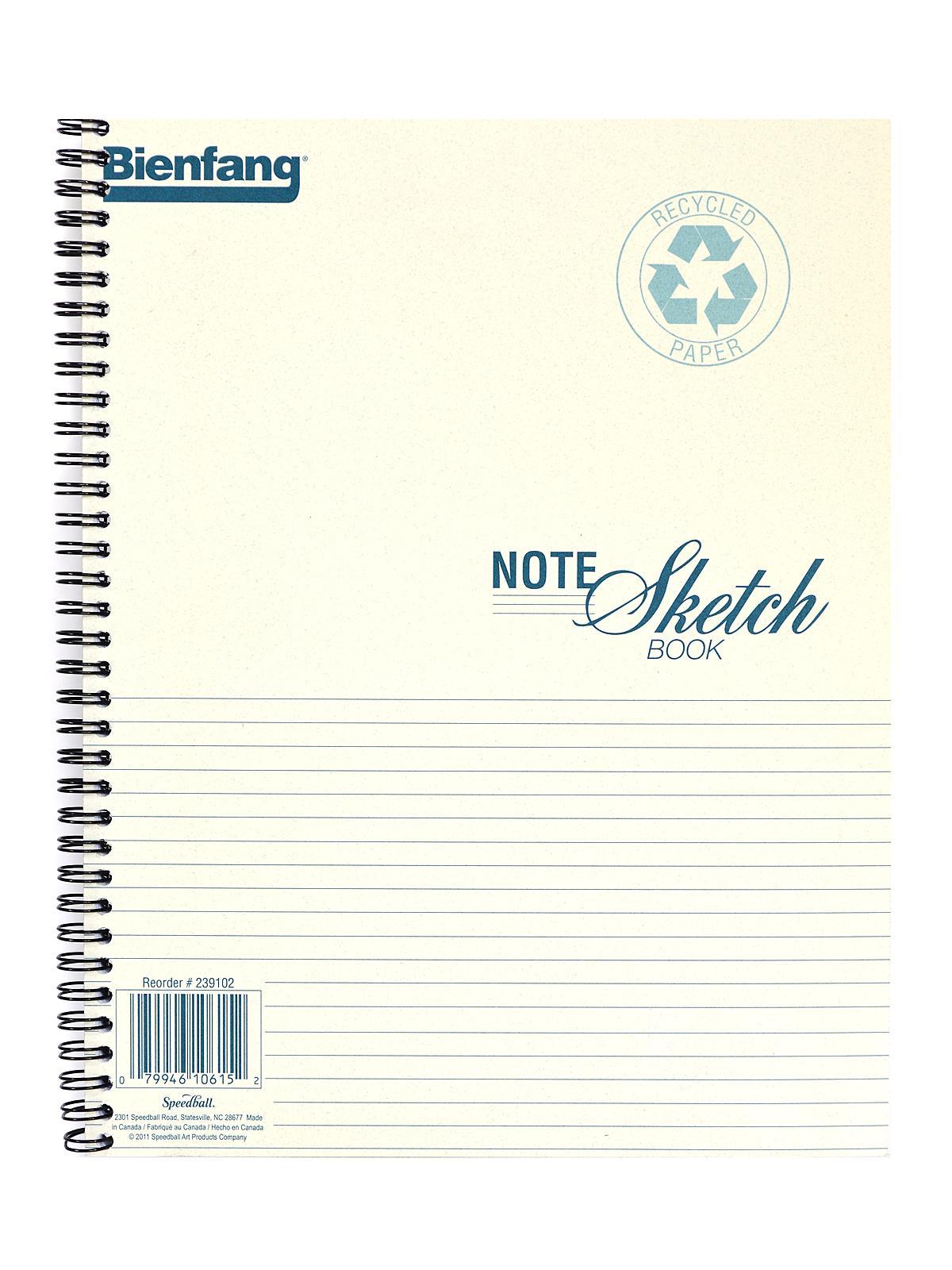Note Sketch Book