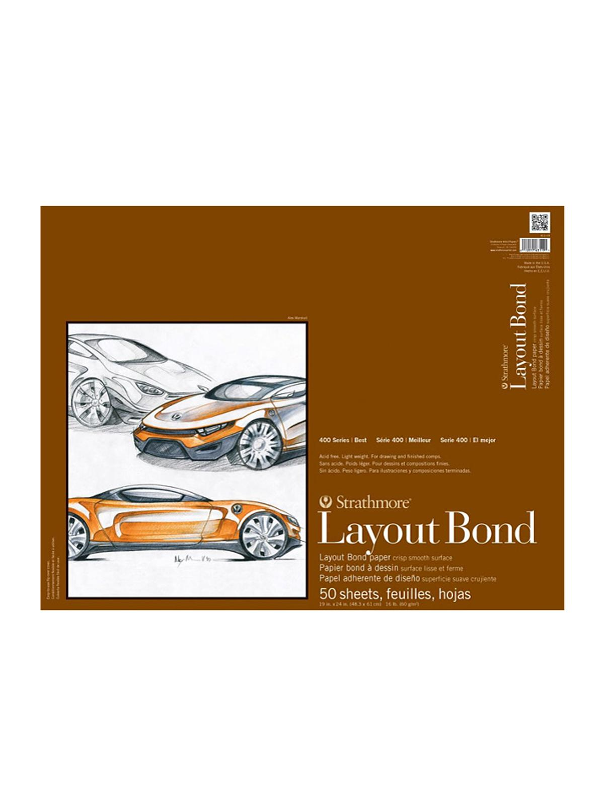 Performance Series Layout Bond Pads