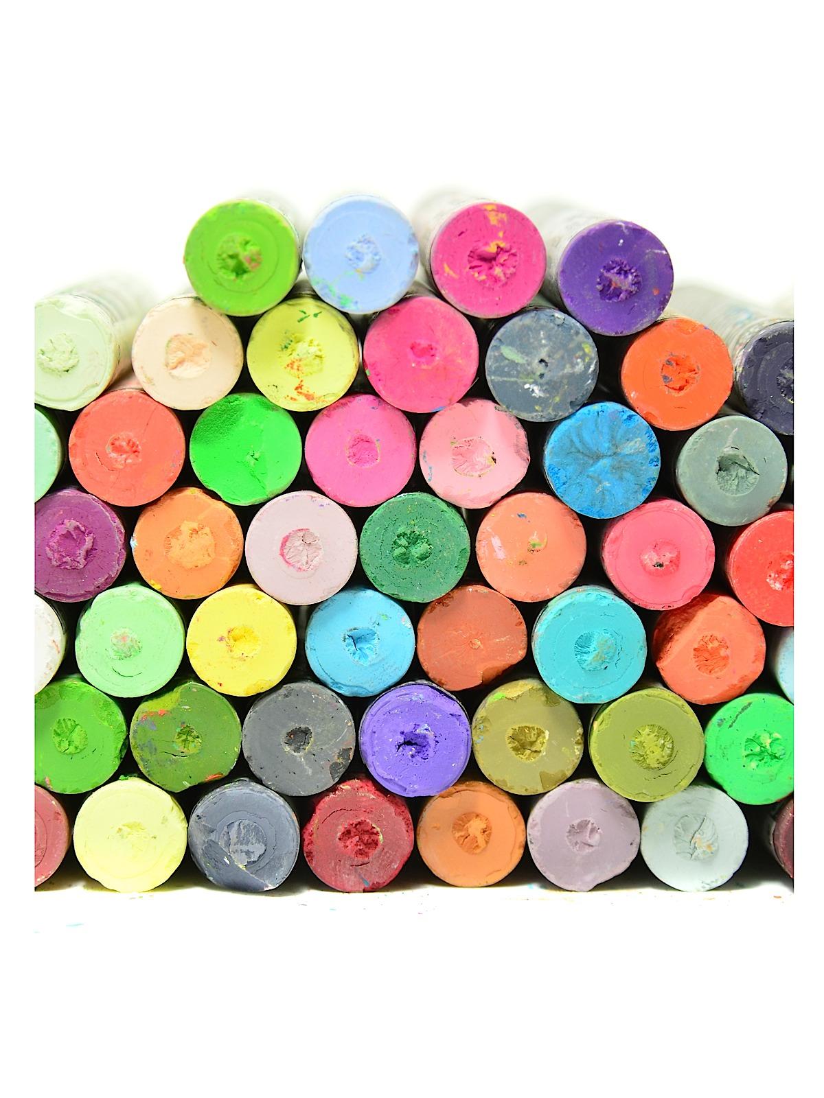Soft Round Pastels