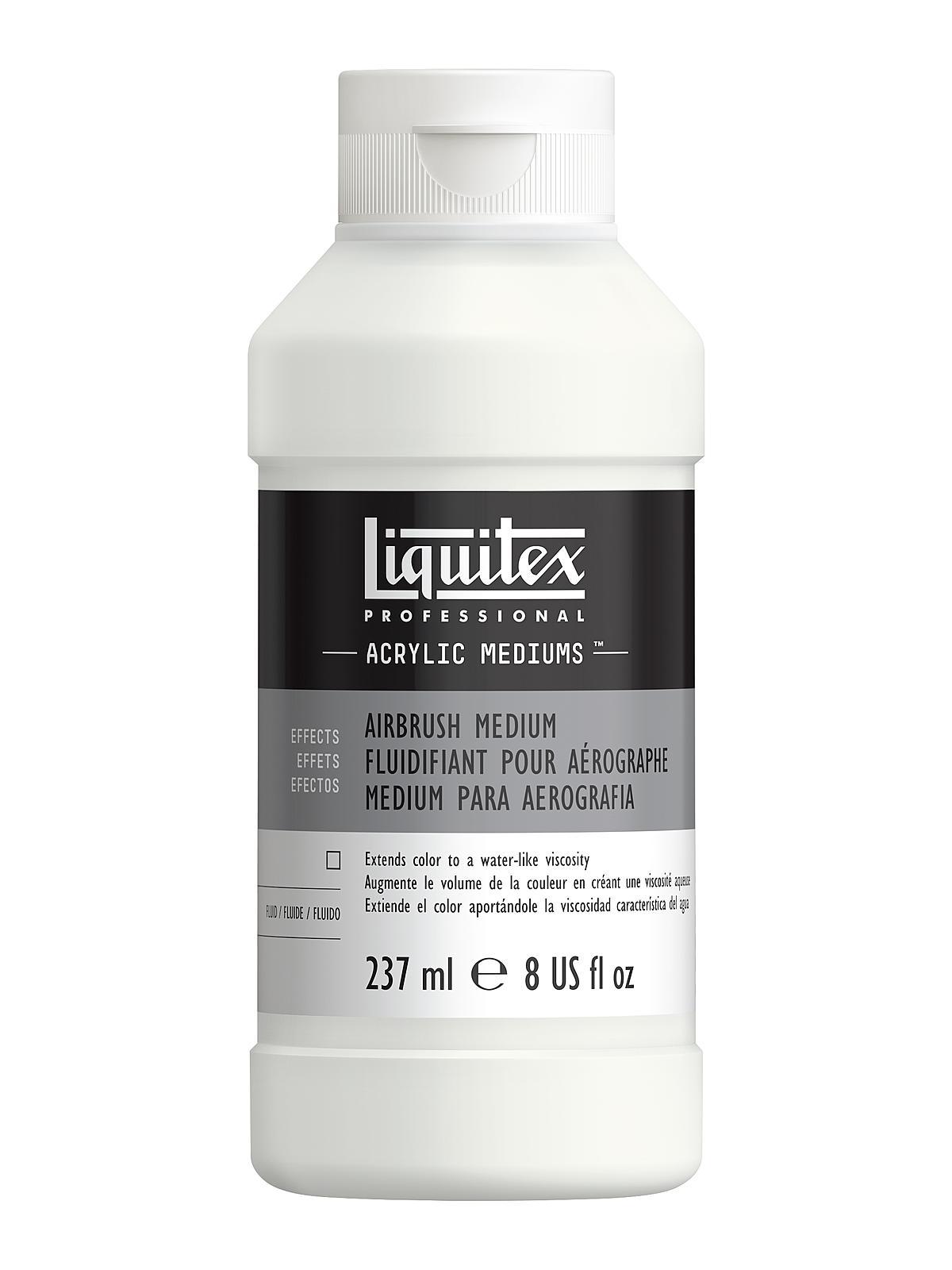 Acrylic Airbrush Medium