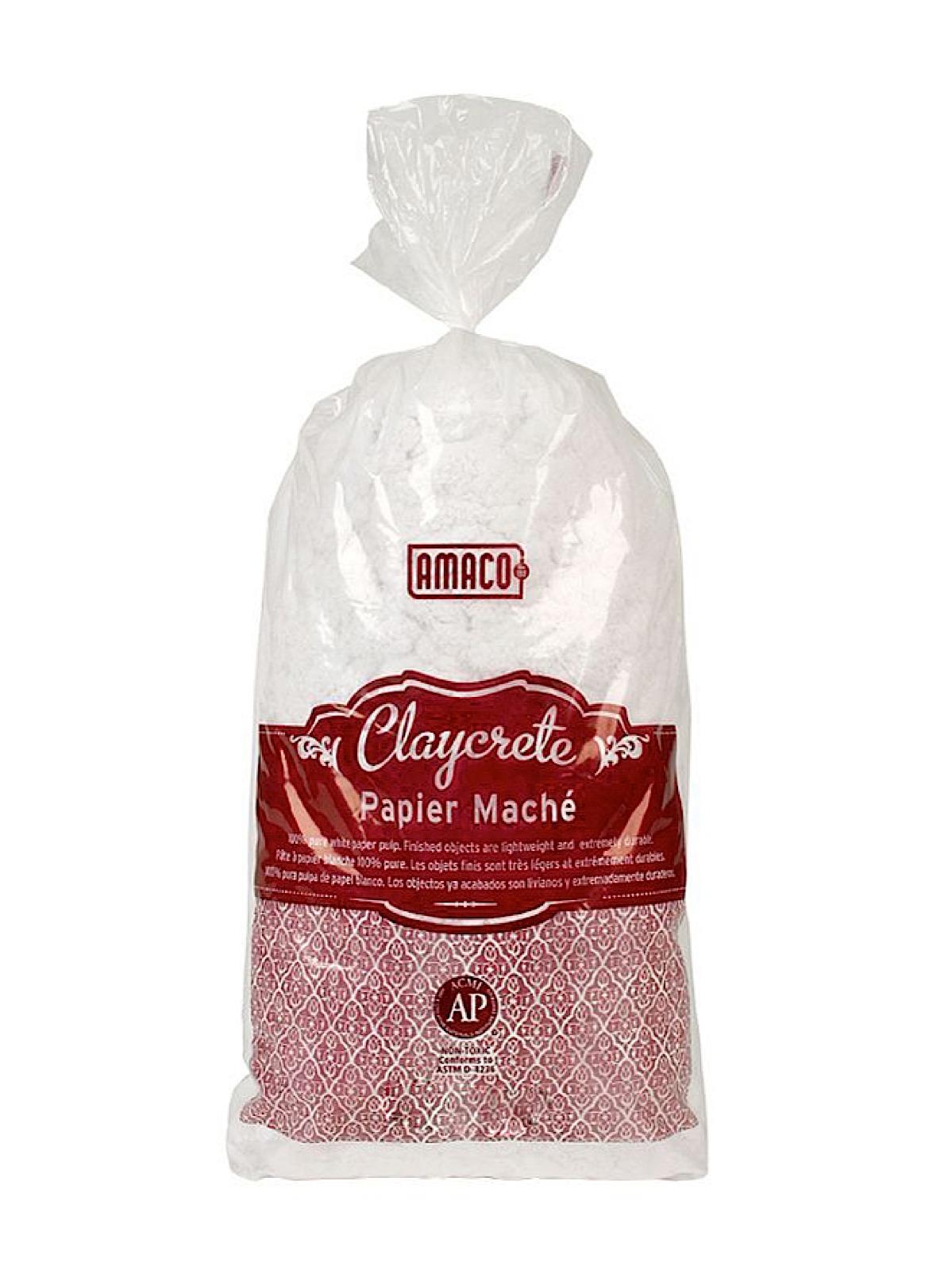Claycrete Papier Mache
