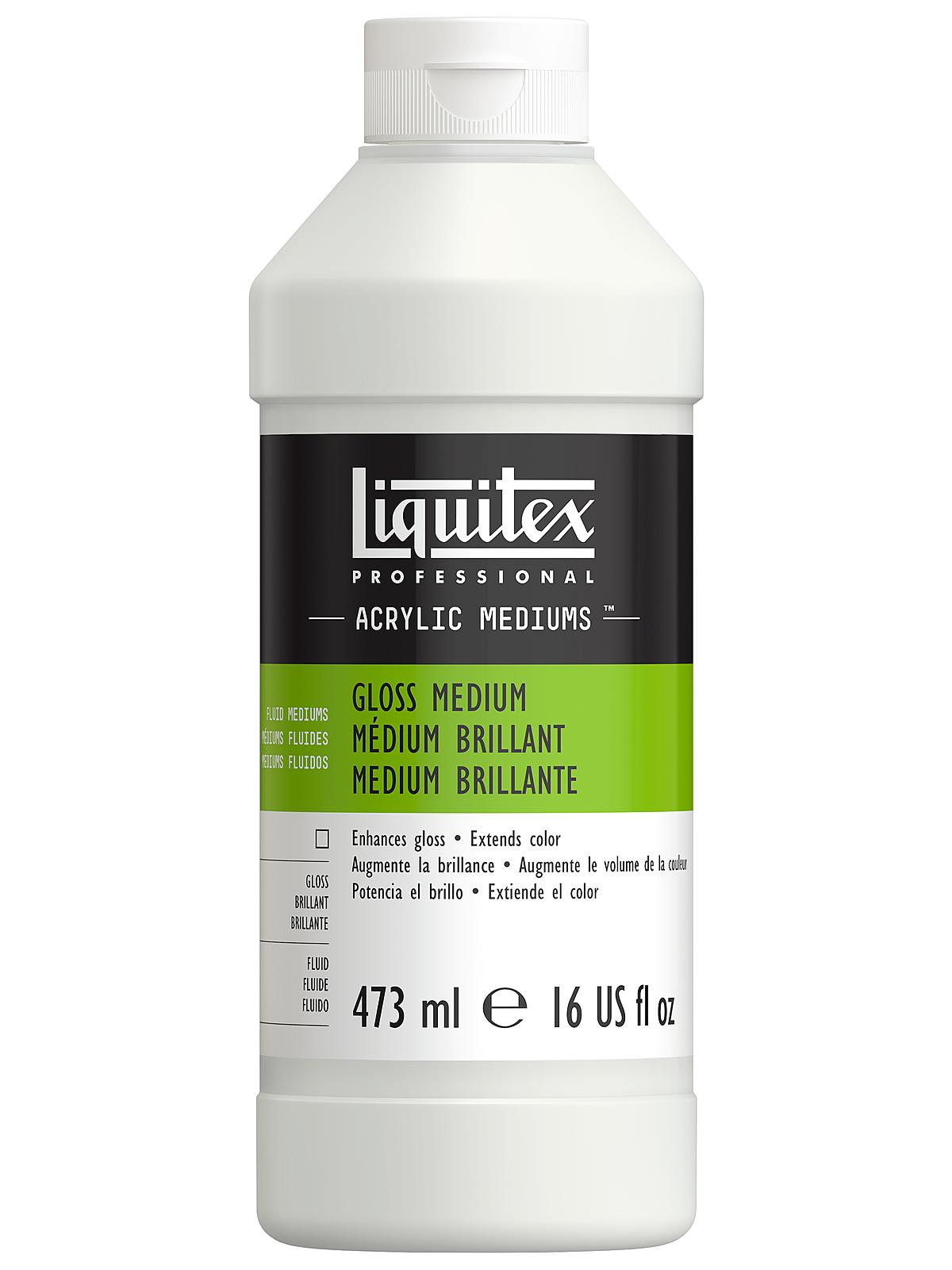liquitex acrylic gloss medium varnish
