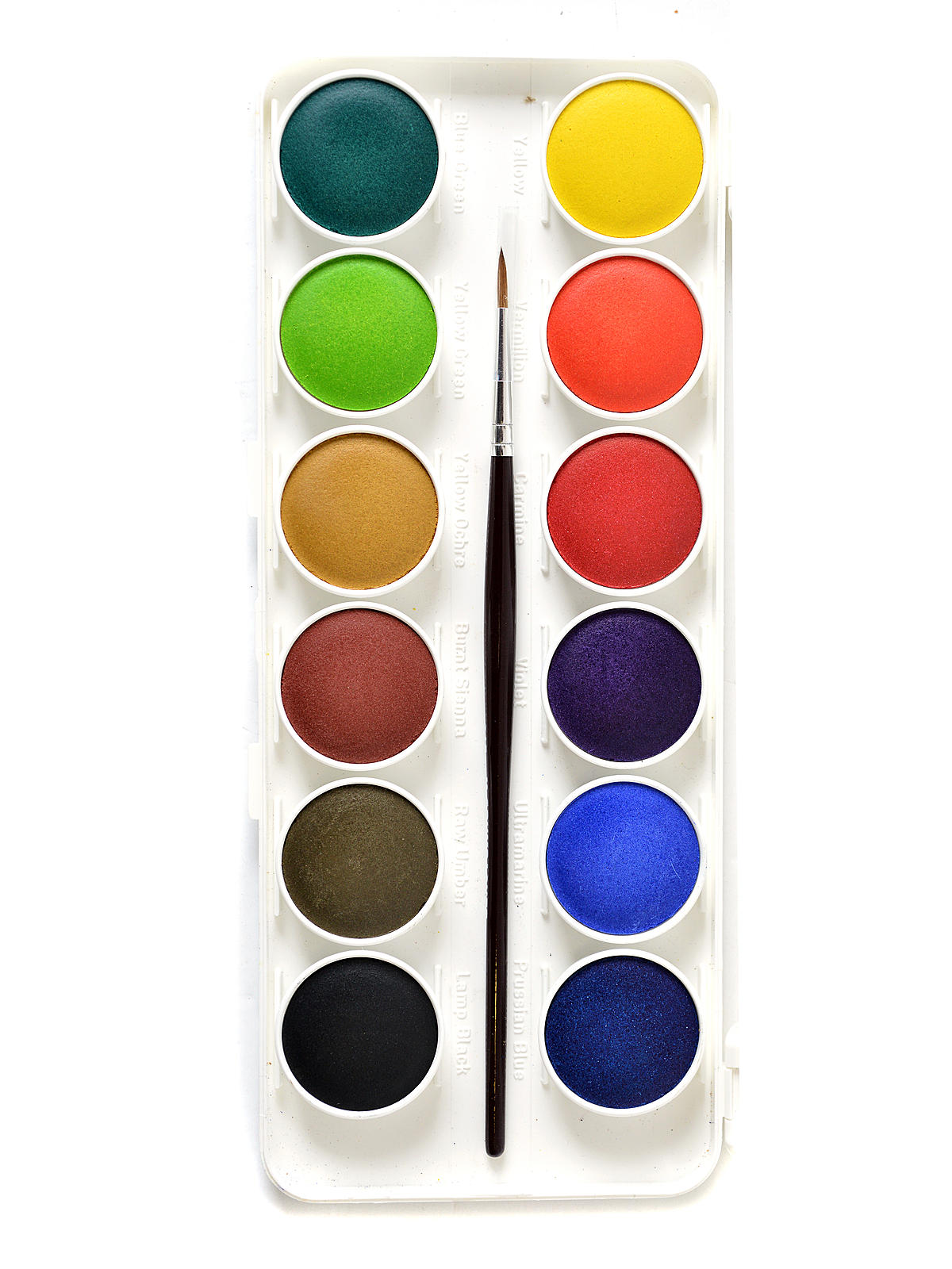 Deluxe Transparent Watercolor Sets