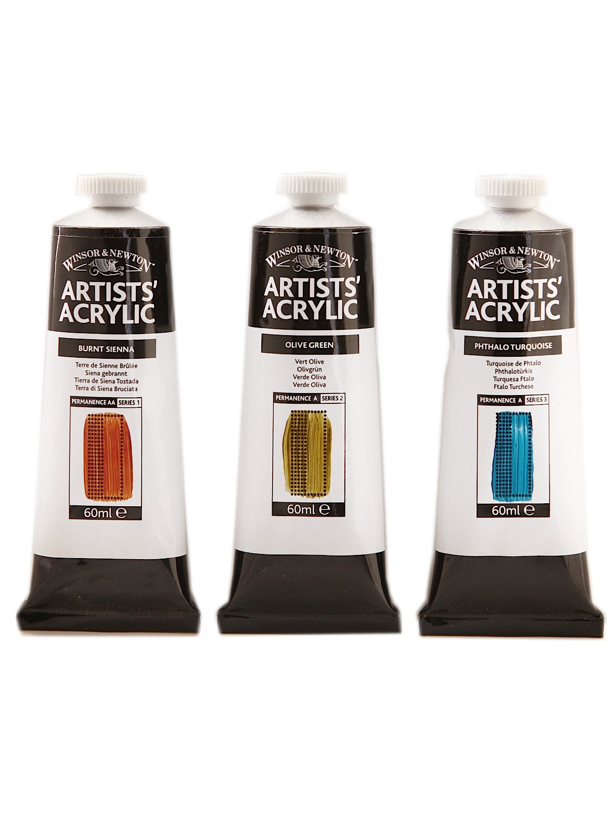 Professional Acrylic Colours
