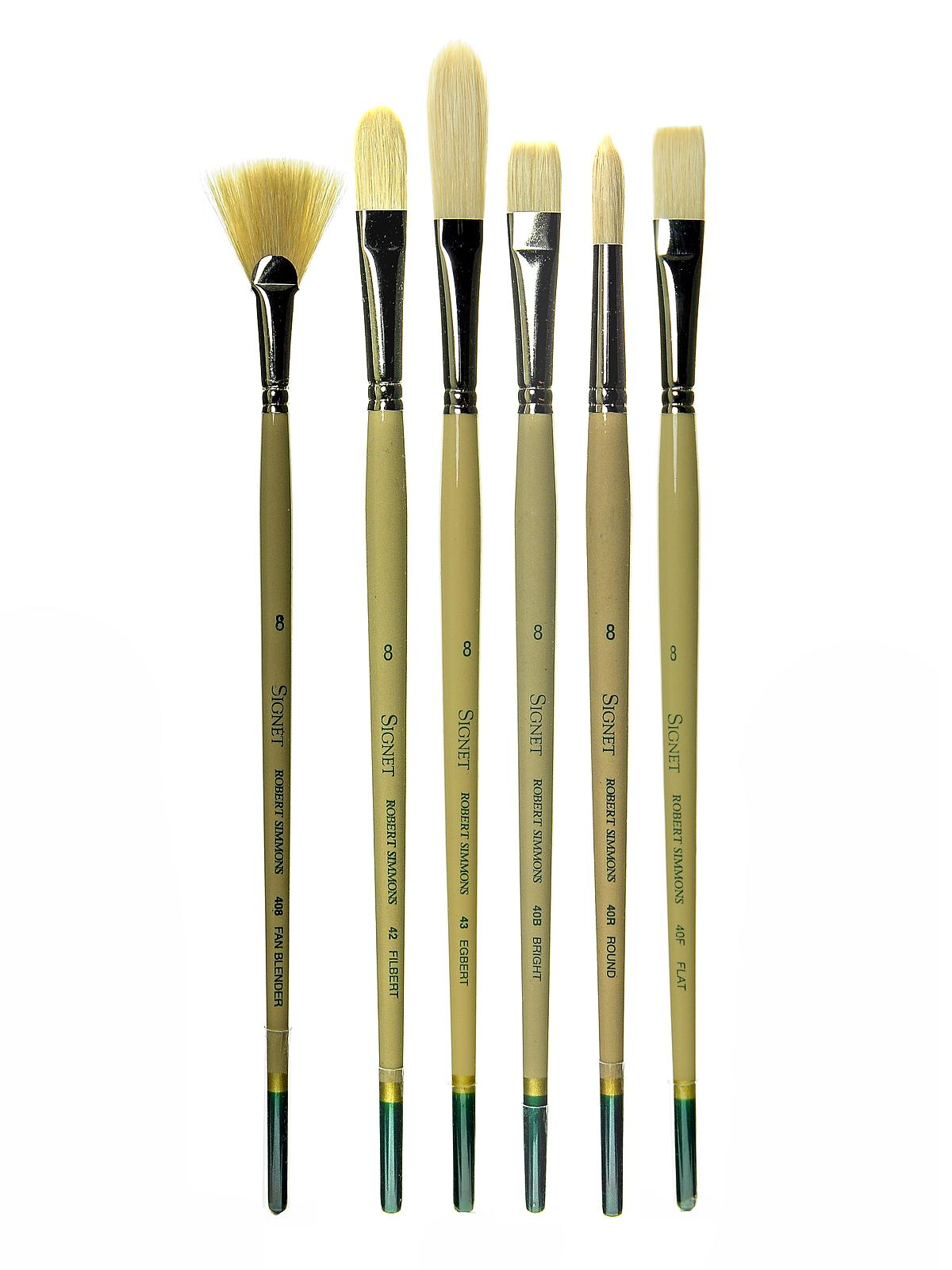 Signet Brushes