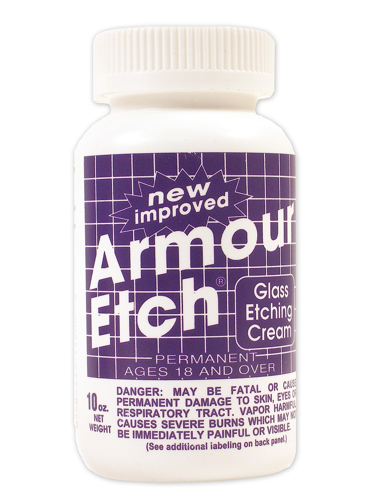 Armour - Glass Etching Cream