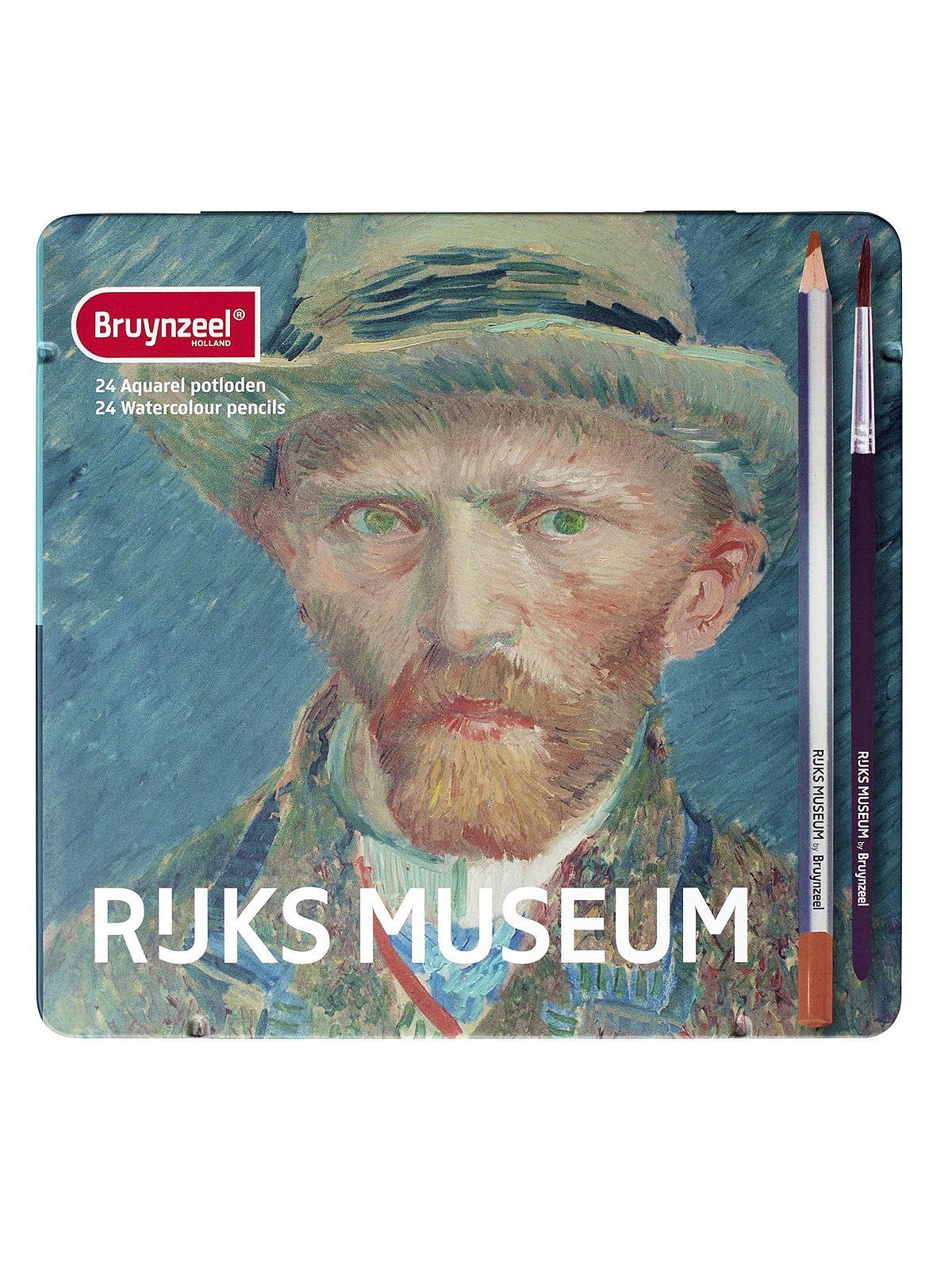 Bruynzeel - Dutch Masters Watercolor Pencil Sets