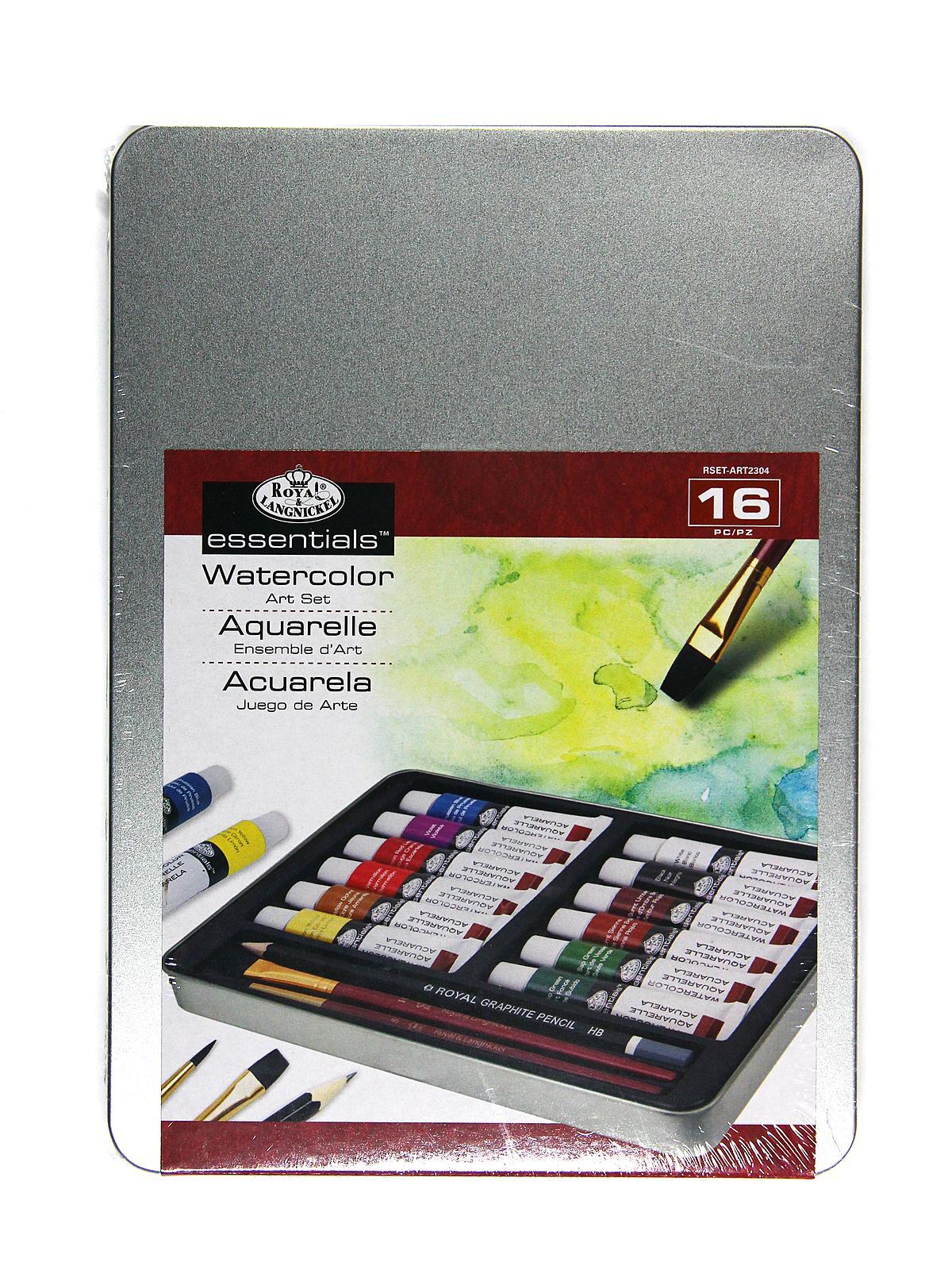 Watercolor Painting Art Set
