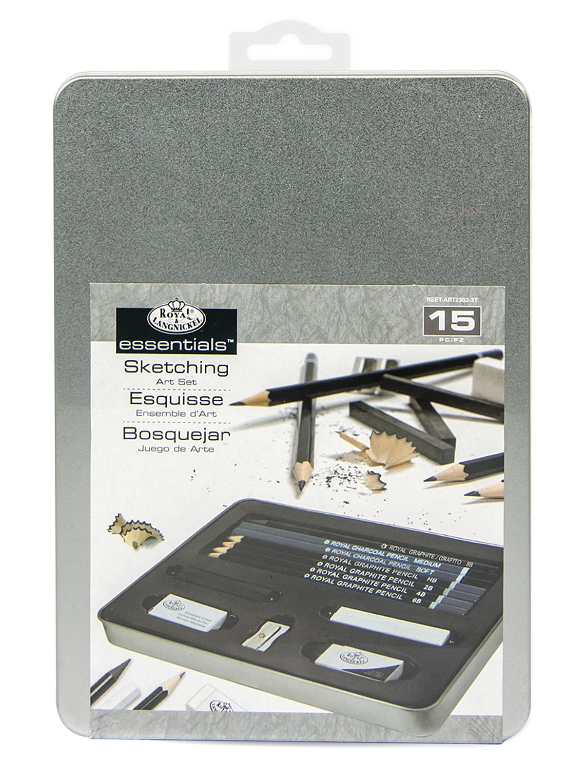 Advanced Sketching Art Set