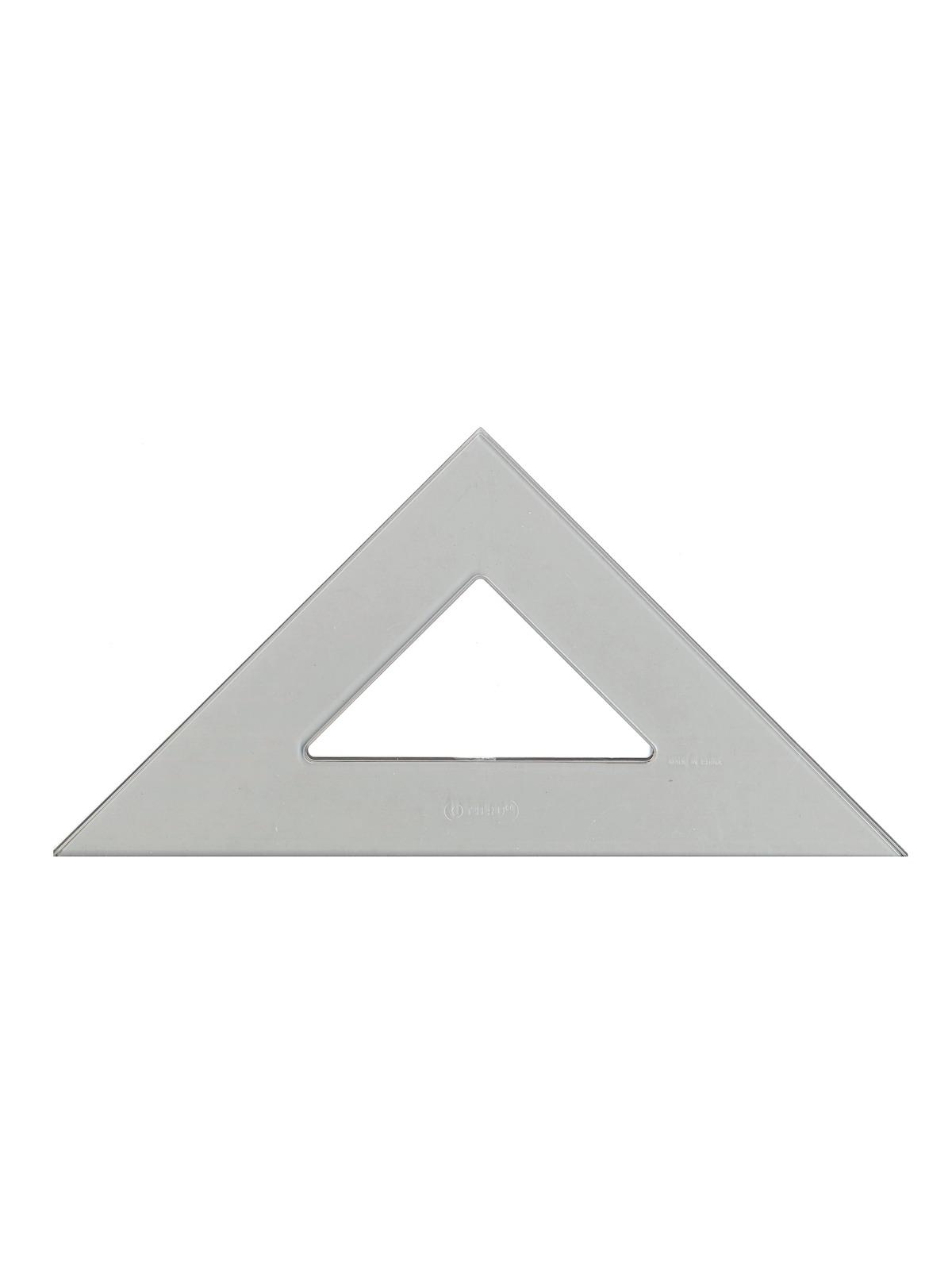 Transparent Triangles
