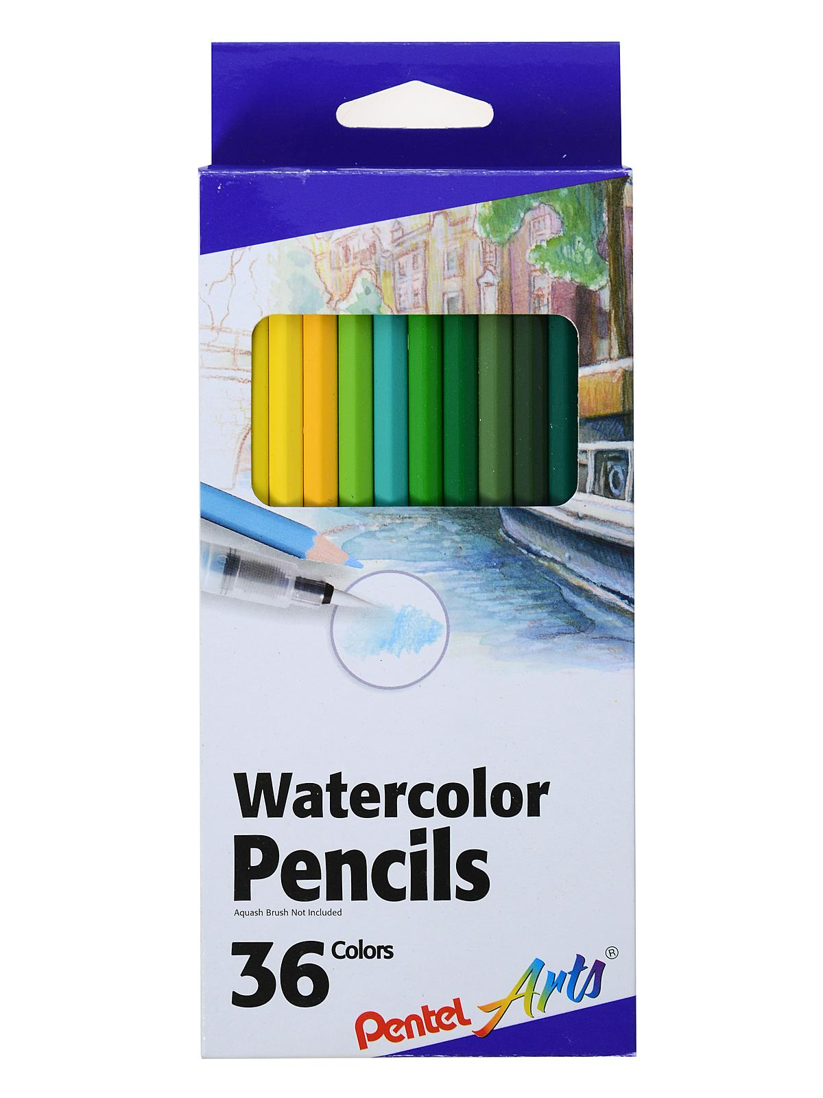 Arts Watercolor Pencils