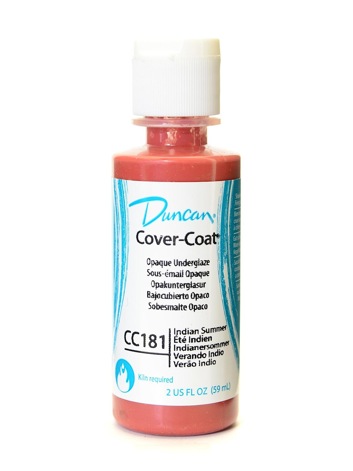 Duncan - Cover-Coat Opaque Underglazes