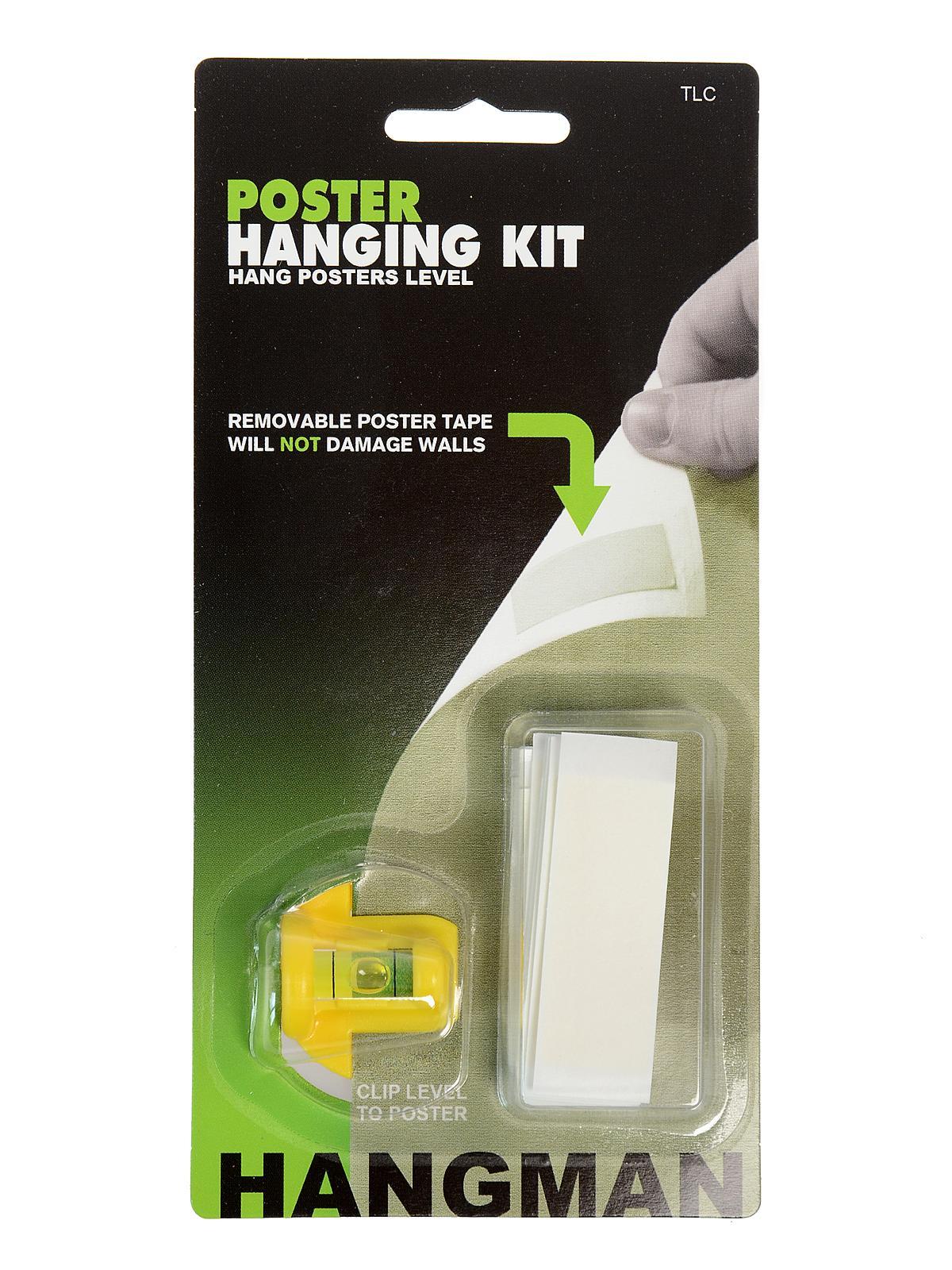 Hangman - Poster Hanging Kit