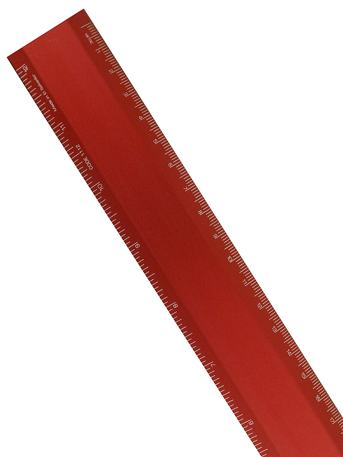 Colored Secretarial Rulers
