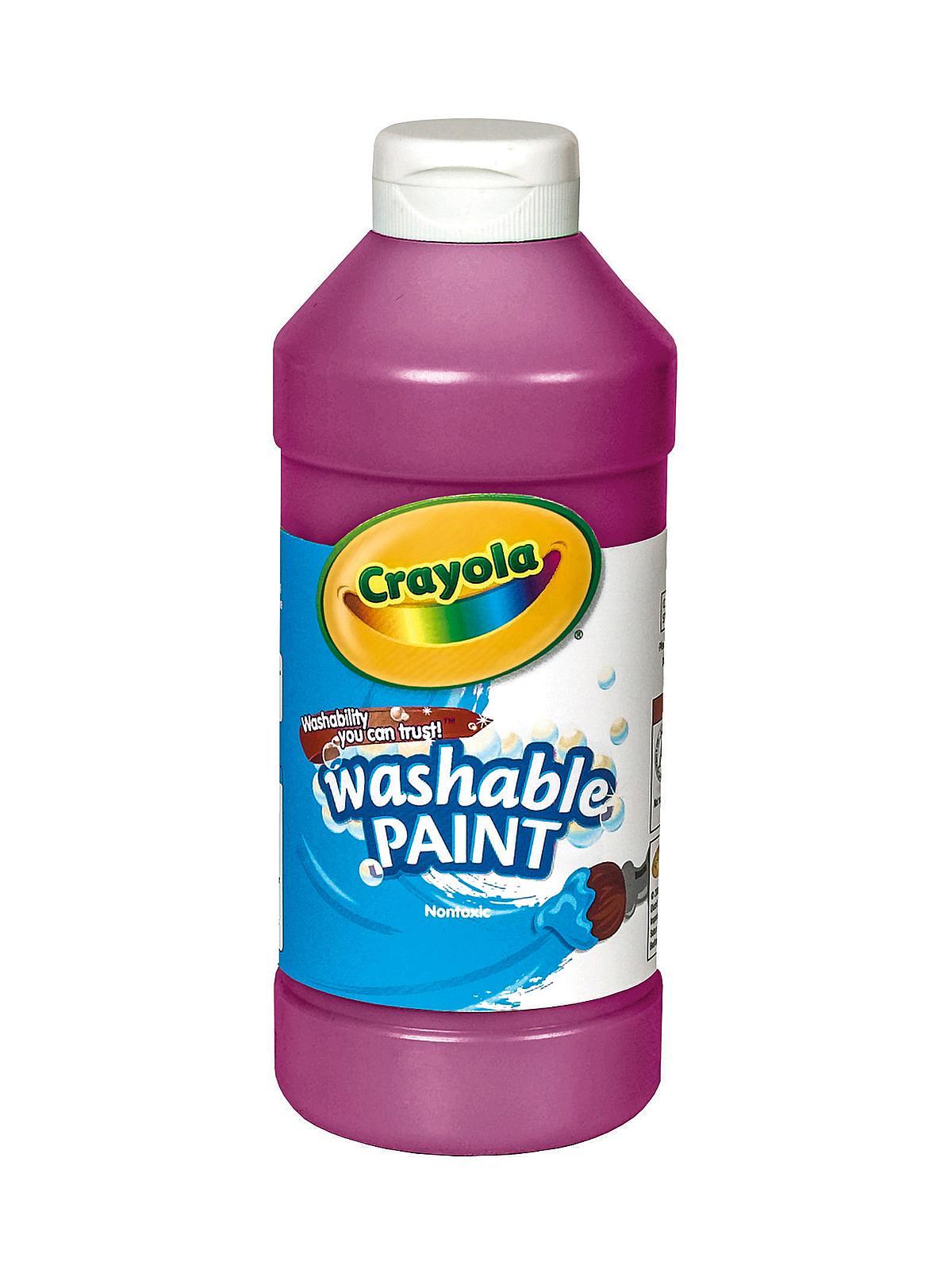 Crayola Washable Paint Misterart Com