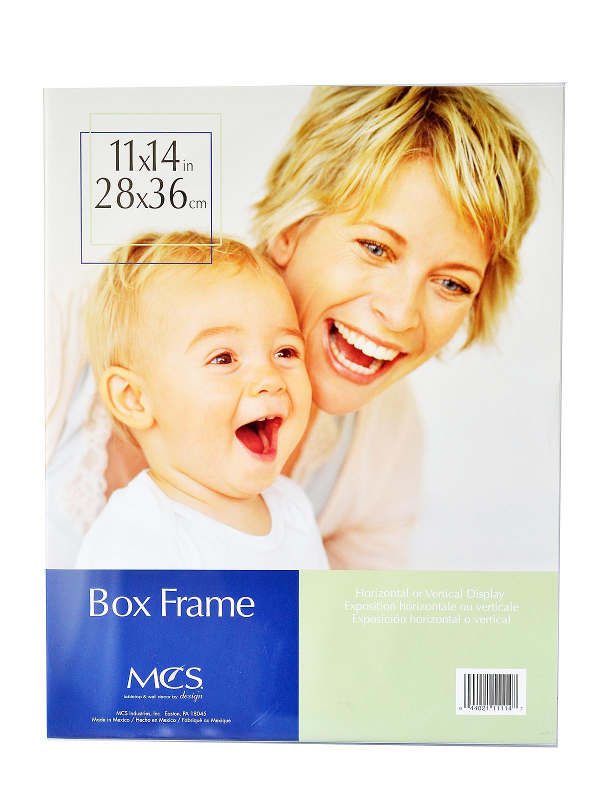 Clear Box Frame