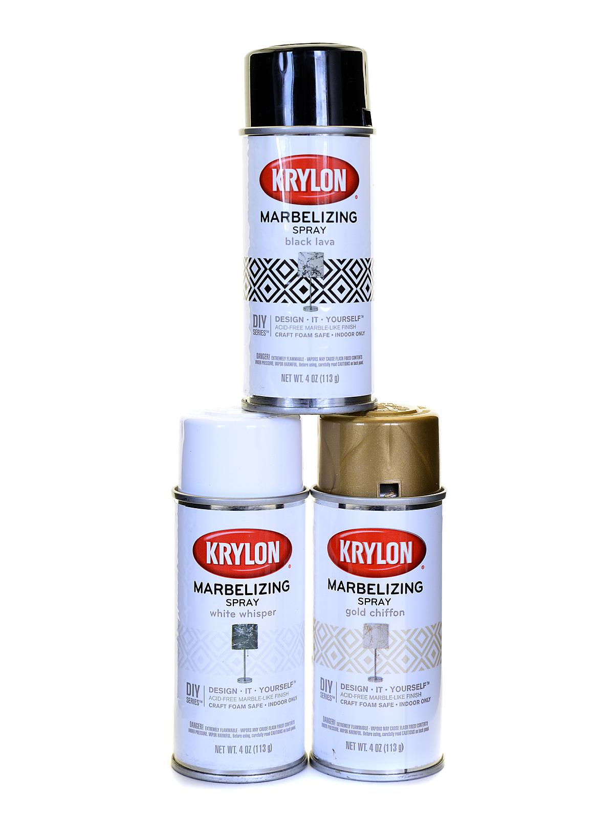 Krylon Marbelizing Spray